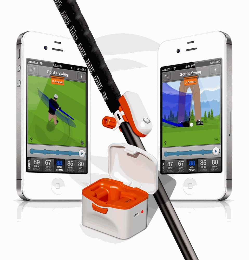 SkyGolf SkyPro Golf Swing Analyzer