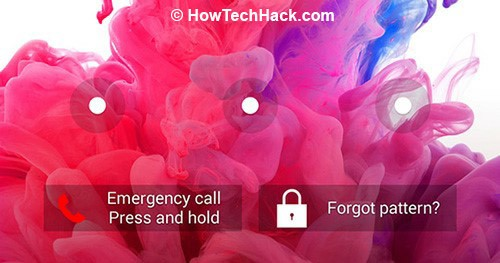 Unlock Pattern Without Losing Data