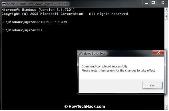 windows 7 not genuine removal tool