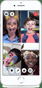 Facebook Messenger for Children