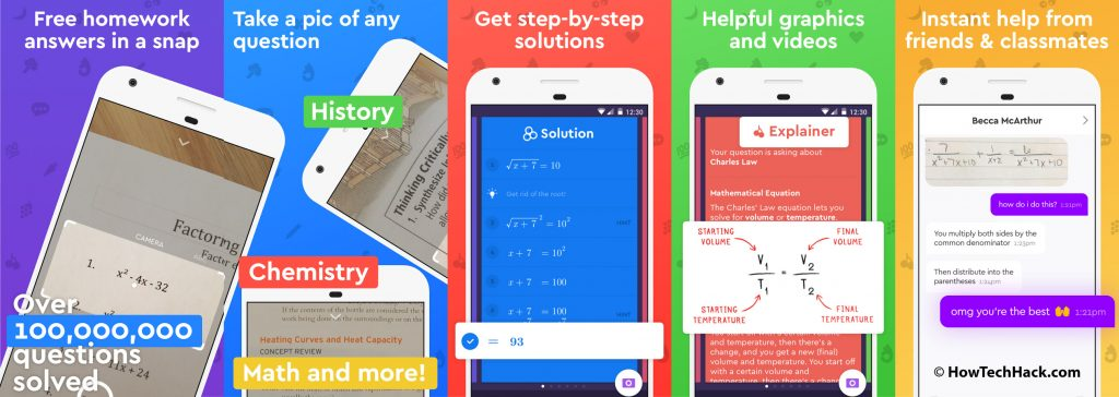 Socratic: Math Answers And Homework Help