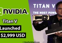 Titan V: The Most Powerful PC GPU Ever Created, Released at $2,999 USD