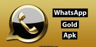 WhatsApp Gold Apk Gold Edition Mod