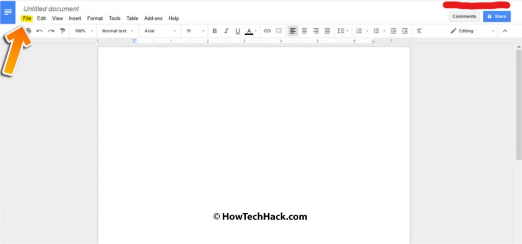 how to change margins in google sheets