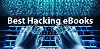 Best Hacking eBooks PDF