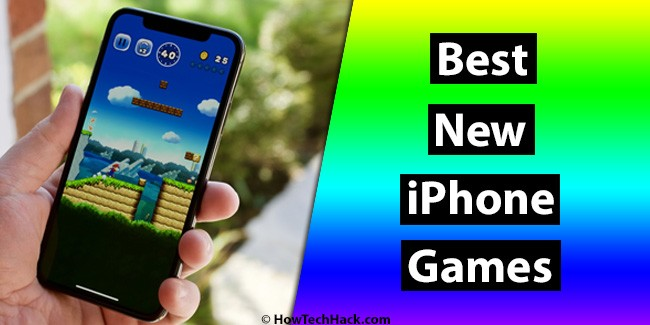 Best New iPhone Games