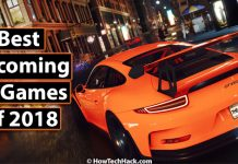 Best Upcoming PC Games of 2018