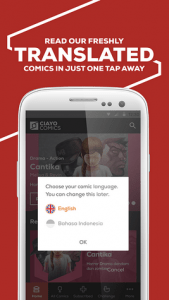 free comic book app android