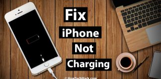 Fix iPhone Not Charging