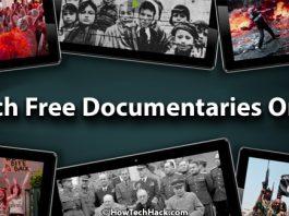 Free Documentaries Online