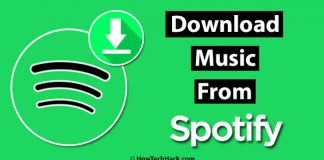 How To Download Music From Spotify For Free