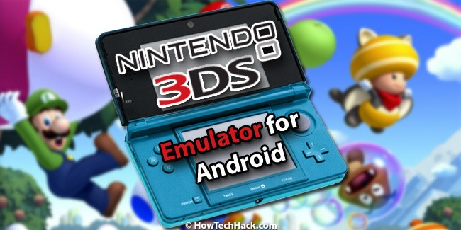 how to get nintendo 3ds emulator for android