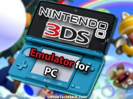 Nintendo 3Ds Emulator For PC