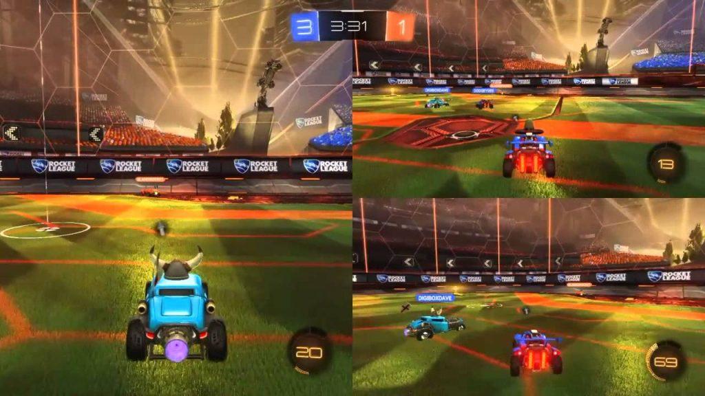 2 player ps4 games offline