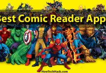 Top 10 Best Comic Reader Apps For Android In 2018
