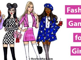 fashion games for girls