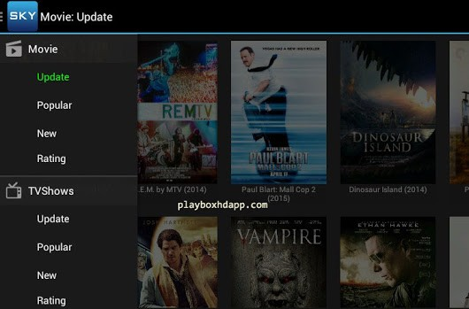popcorn time android showbox