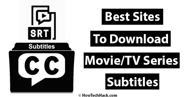 Best Sites to Download Movie Subtitles