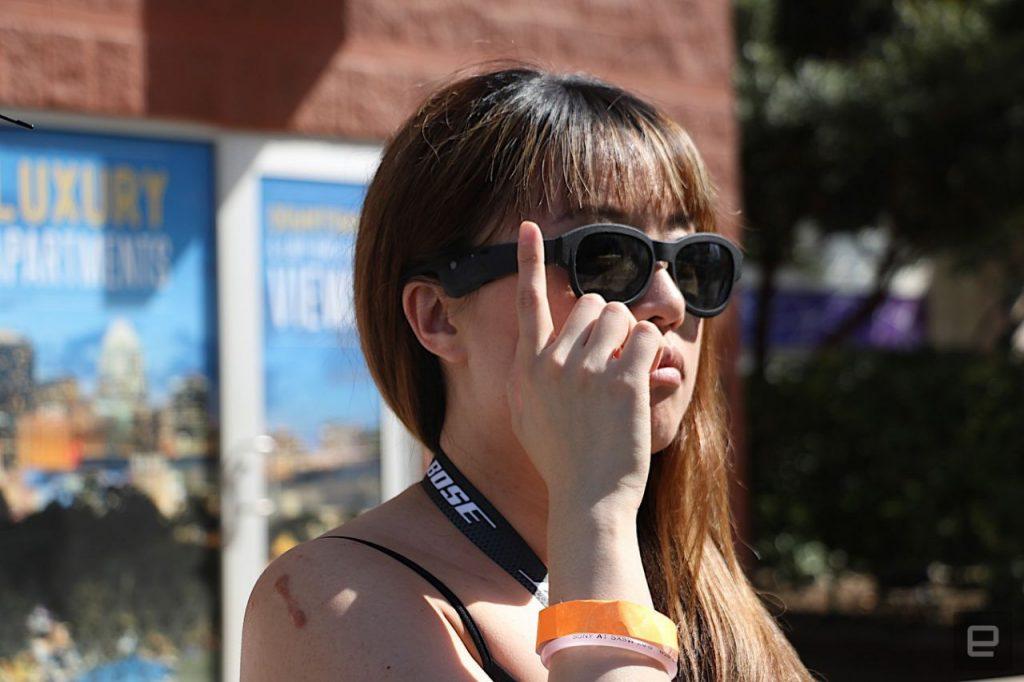 Bose AR Sunglasses