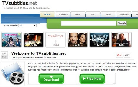 Best Sites to Download Subtitles