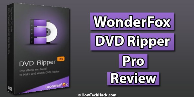 WonderFox DVD Ripper Pro Best DVD Ripper For Windows