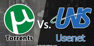 Torrents vs Usenet