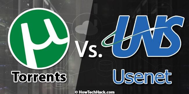Torrents vs Usenet