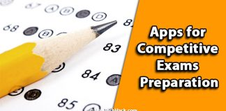 Apps for Competitive Exams Preparation