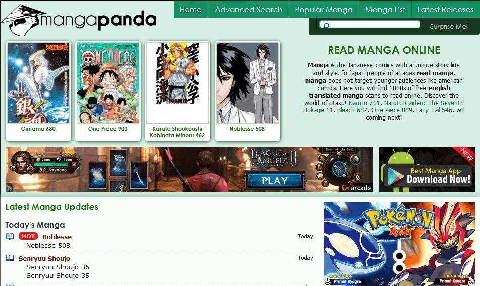 MangaPanda