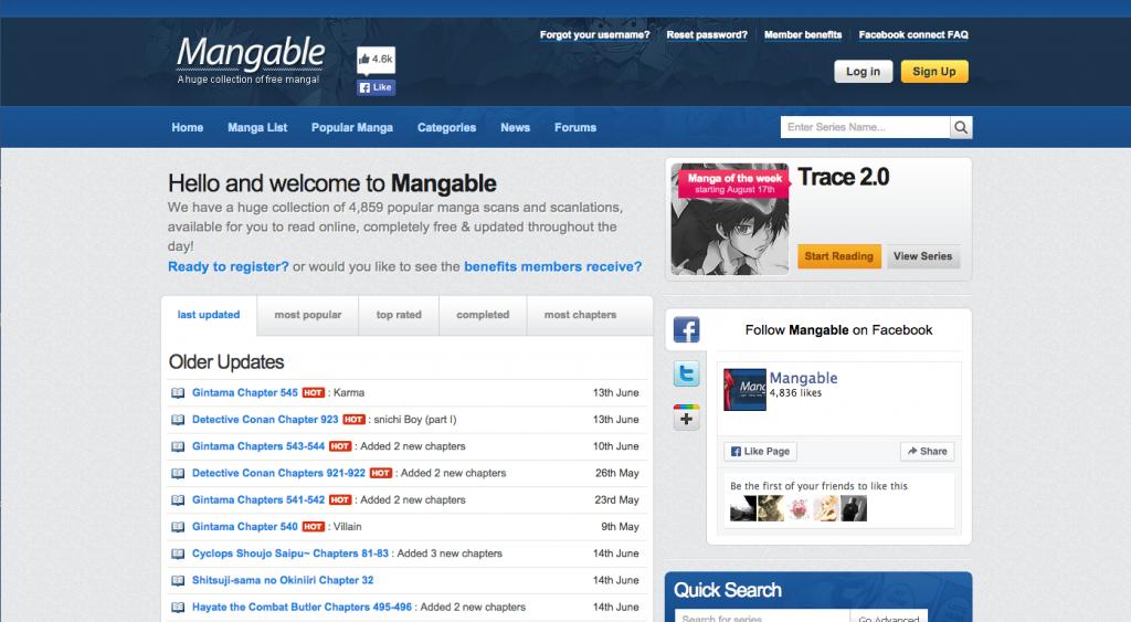 Mangable