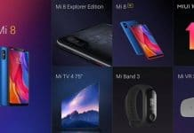 Xiaomi Launched MIUI, Mi 8, Mi Band 3 & Various Other Products Today