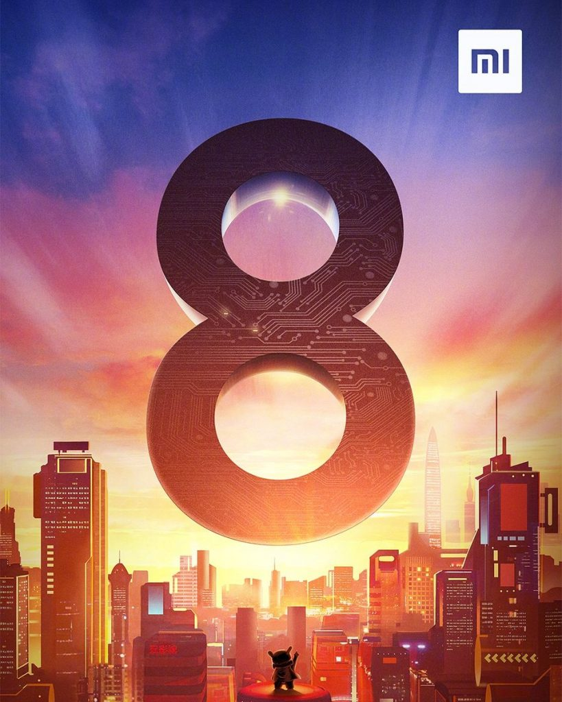 Mi 8 Anniversary Edition