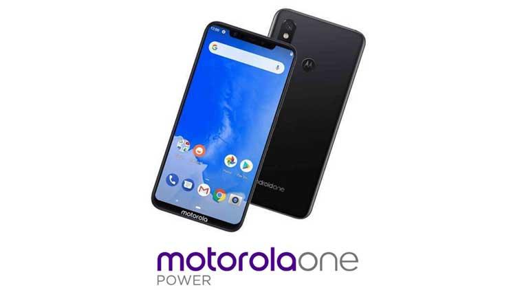 Motorola One Power Leaked Online