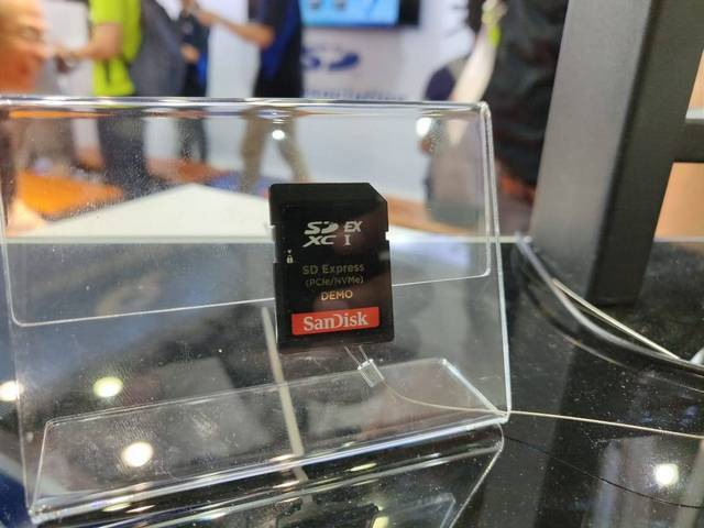 SD Association to Introduce Faster, High-Capacity SD Cards in 2019