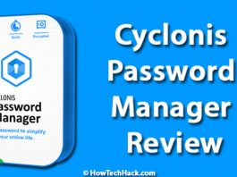 Cyclonis Password Manager Review – One-Stop-Shop For Password Management