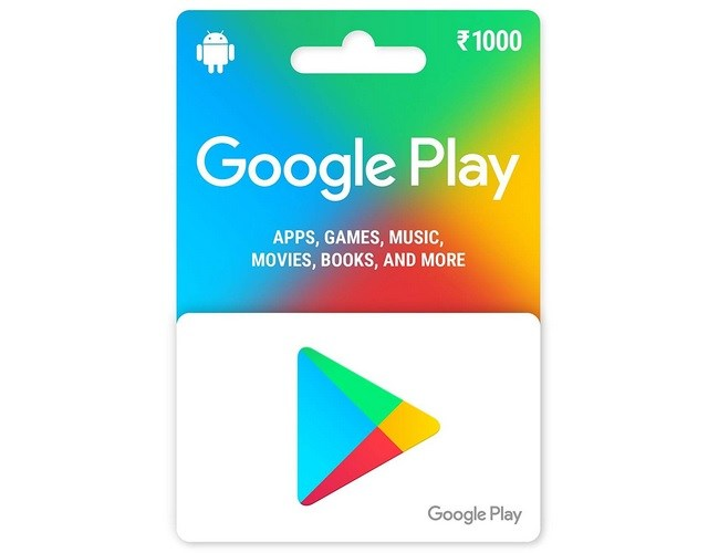 Google Play Gift Card Code