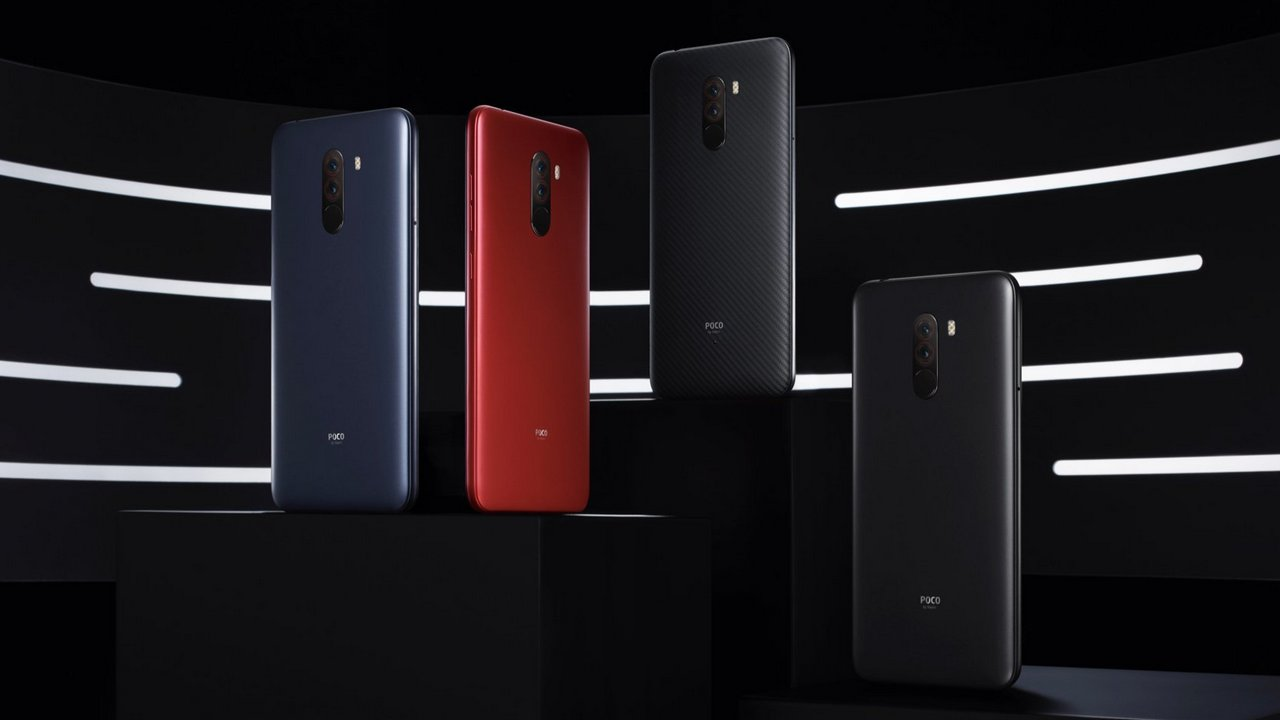 Poco F1 Kernel Source Revealed, Official Custom ROMs Expected To Be Released Soon