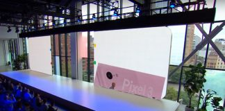 Everything Google Revealed At Its Pixel 3 Event Today
