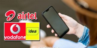 Airtel and Vodafone Idea to Cut Off 200m+ Connections