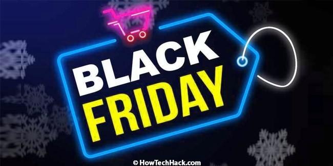 Black Friday Bash: Lightning Deals on Laptops & Smartphones