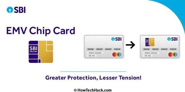 EVM Chip Card
