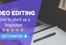 How to Easily Start Editing Videos as a Beginner