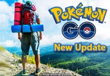 Pokemon GO New Update
