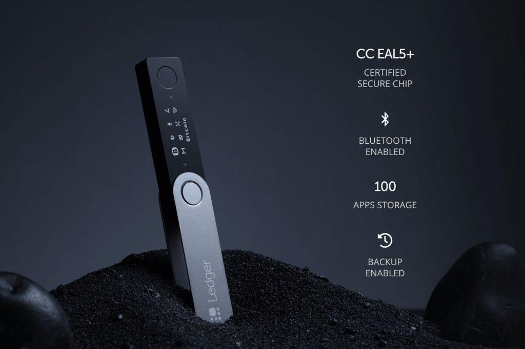 Nano X Hardware Wallet