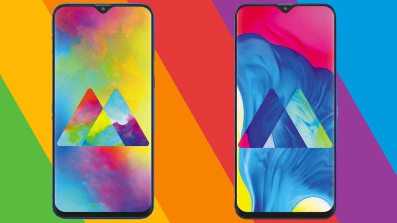 Samsung Unveiled Galaxy M10 & M20