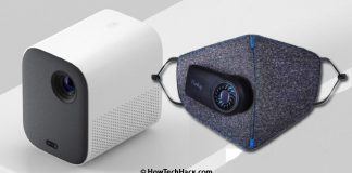 Home Projector Lite & Anti-Pollution Mask