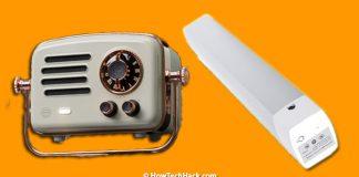 Xiaomi's Elvis Presley Radio & Aqara Smart Curtain Motor