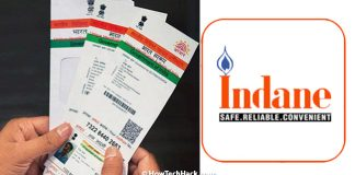 Indane Gas Company Leaks Aadhaar Details of Millions!