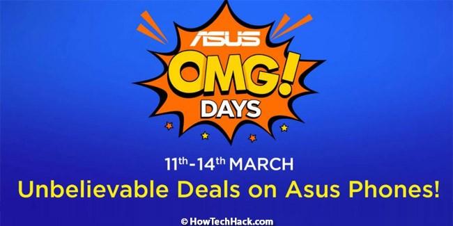 Asus OMG Days