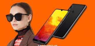 Huawei Smart Glasses & Y6 Prime (2019)